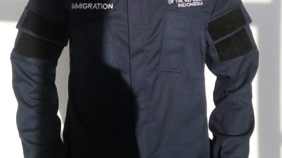 Seragam Kerja Lapangan, Mengenal kain seragam kerja lapangan