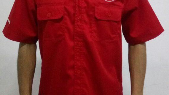 Seragam Kerja Semen Merah Putih Indonesia