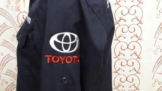 Seragam Kerja Toyota Mamuju